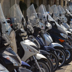 Moto scooters